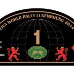 Plaque Rally FWRL 2014
